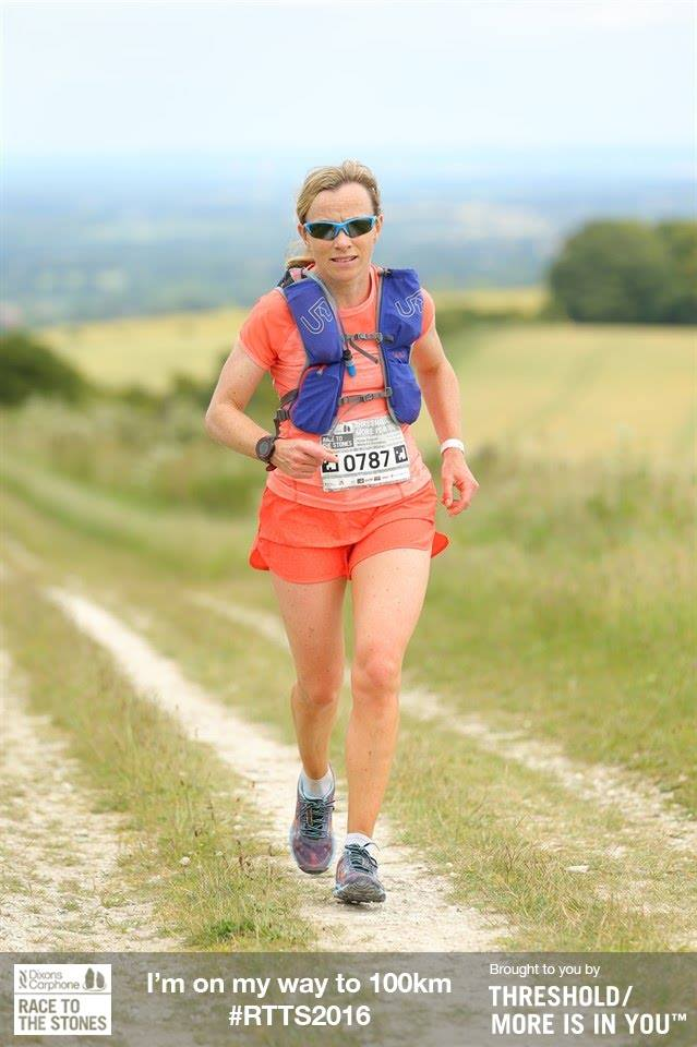 Chi Instructor in Training, Rachel Masser is second lady in Race to the Stones 2016