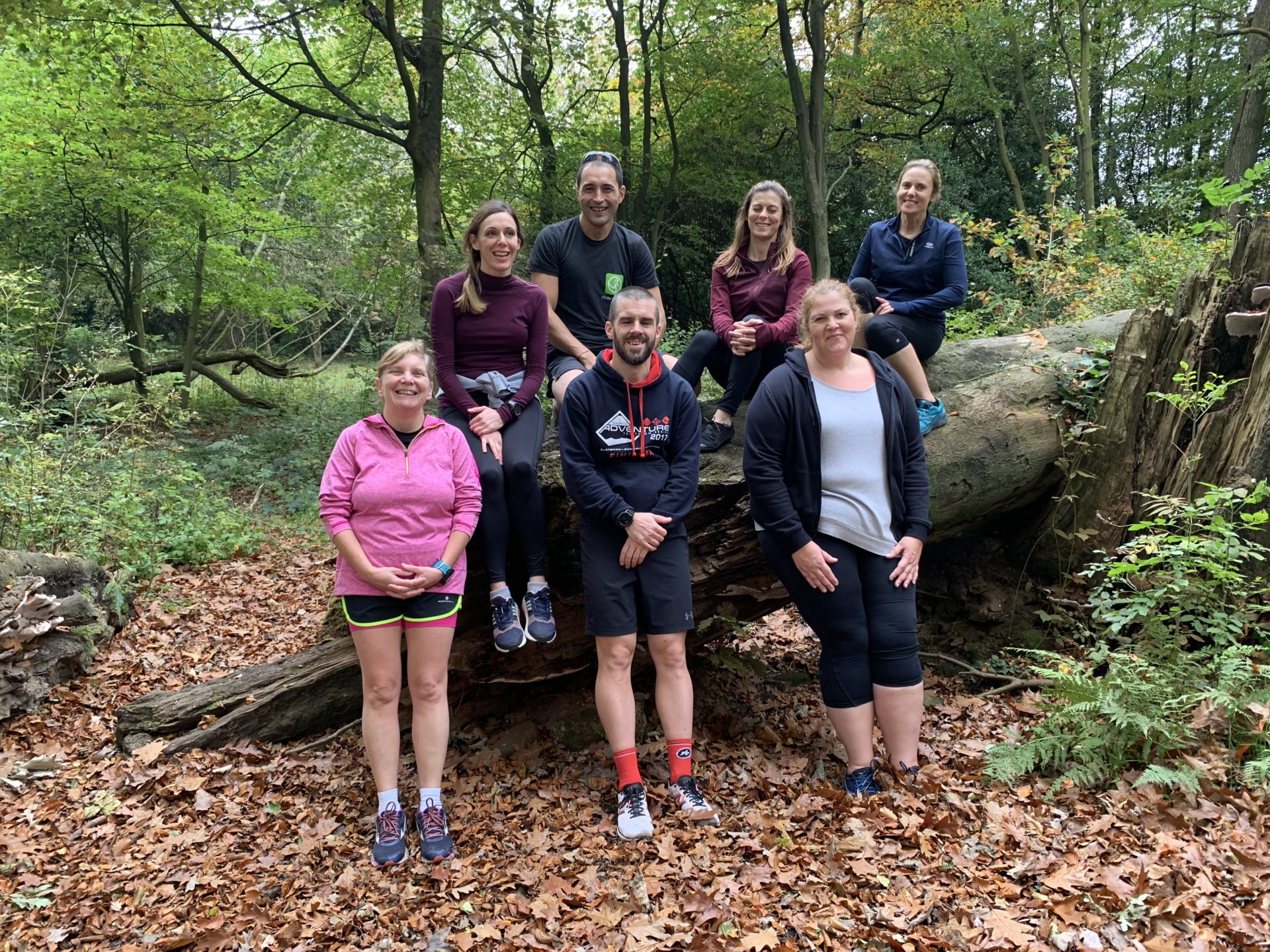 Manchester Chi Running Group
